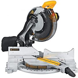 DEWALT DW715 15-Amp 12-Inch Single-Bevel Compound Miter Saw-review