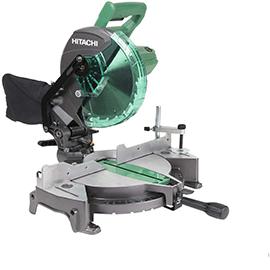 Hitachi C10FCG 15-Amp 10 Single Bevel Compound Miter Saw-Review