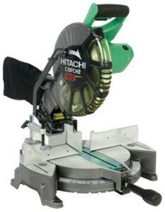 hitachi-c10fch2-10-inch-single-bevel-compound-miter-saw-with-laser
