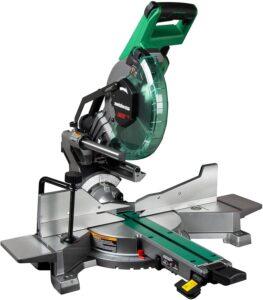 Metabo-HPT-C10FSHCT-10-inch-sliding-miter-saw