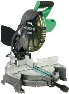 hitachi-c10fce2-15-amp-10-inch-single-bevel-compound-miter-saw